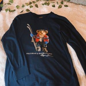 Never worn Polo Bear Ralph Lauren shirt